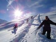Switzerland_Iterlaken_Snowshoe Trekking