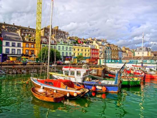 Ireland, Cork, Boats