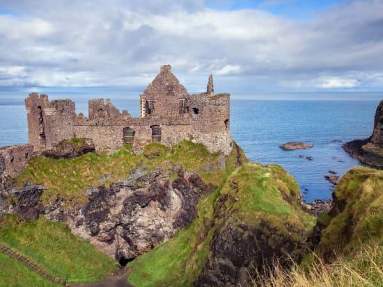 Ireland, Dunluce Castle