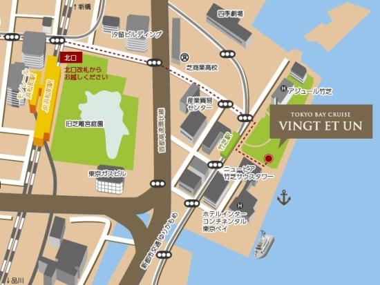 東京ヴァンテンアンクルーズ_map_access01 電車