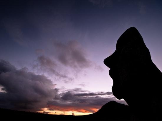 Moai gigante