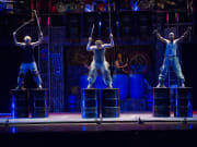 Stomp - Production Shot - Standing on Bins 4256x2832