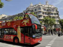 Casa Mila Hop on Hop off Bus tour