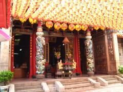 matsu temple kaohsiung taiwan