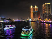 love river cruise in kaohsiung taiwan