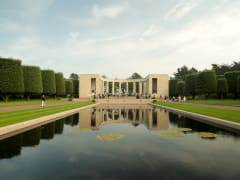 France, Normandy American Cemetery and Memorial