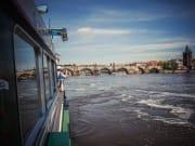 River Vltava, prague, cruise
