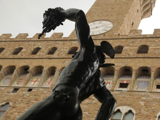 Piazza Signoria Beheaded