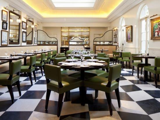 Boulestin London French Cuisine Prix Fixe Dinner London Tours