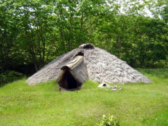 Plan3 北斗遺跡 竪穴住居
