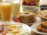 Breakfast, dessert, pastries