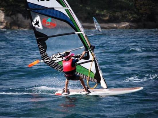 kayaウインドサーフィン3