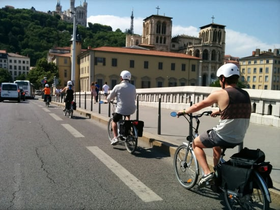 Tour des Canuts - Lyon Bike TOur