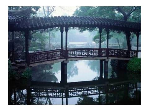 上海郊外観光