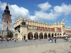 Krakow City, Town Hall Tower