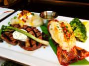 Royal Menu - Steak and Lob