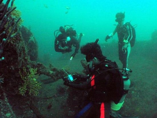 ダイビング熱海2