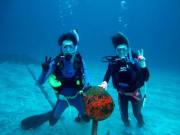 ダイビング伊豆海洋公園