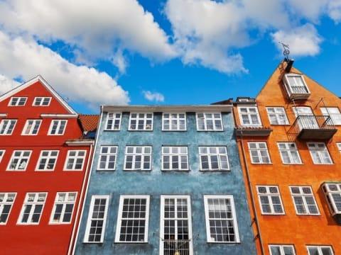 コペンハーゲン 市内観光