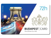 budapest city card, hungary, chain bridge
