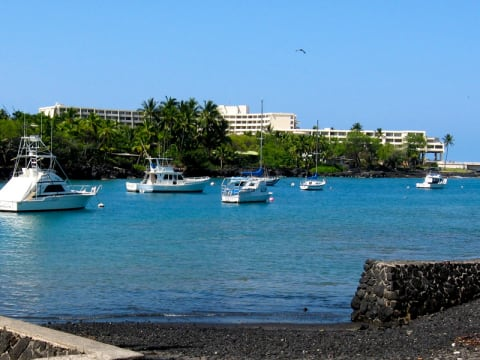 Keauhou Bay (Things to do near your resort), Big Island