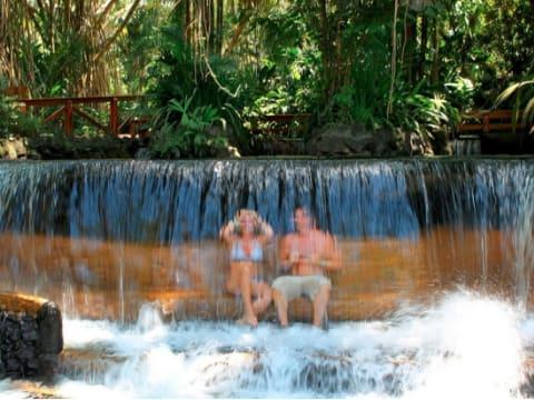 コスタリカの温泉