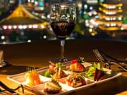Sky Grill Buffet & Bar Musashi in Asakusa