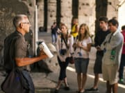 Rome Small group tour