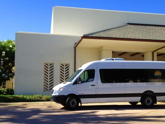 Kailani Hotel Pick Up