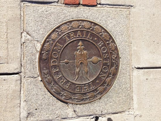 Freedom Trail Mark