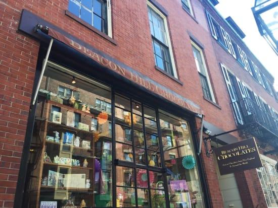 Beacon Hill Chocolates (outside)