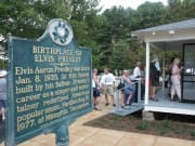 USA_Memphis_Tennessee_Birthplace of Elvis Presley