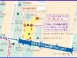 バンコク_プレジデントタワー入り口_パンダバス