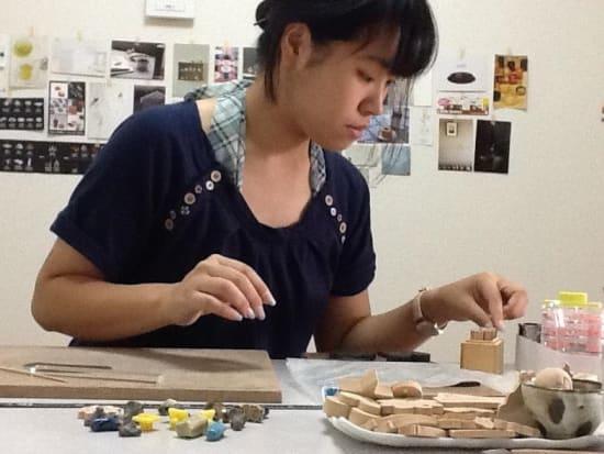 ceramic studio QUM アロマ04