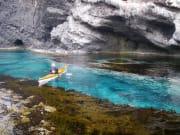 BLUEHOLICシーカヤック10_立岩青の水路(新月の日)