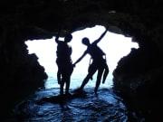 青の洞窟体験ダイビング02