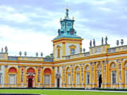 Warsaw, Royal Wilanow Palace