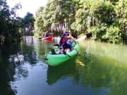 熱帯ジャングルカヤック体験 アンダゴ04