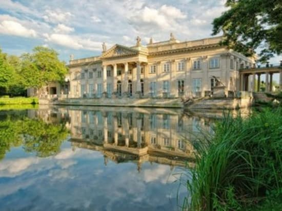 Warsaw Private Tour With The Royal Castle And Royal Lazienki Park