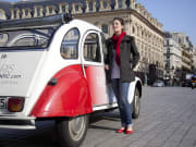 Paris Tour by Citroen 2CV