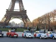 Paris Eiffel Tower by 2CV