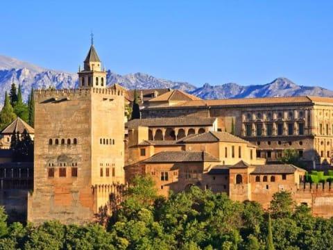 Alhambra (Granada Top Attractions), Spain tours & activities