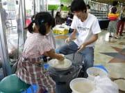 砥部焼陶芸館2