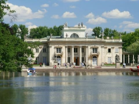 Royal Lazienki Park Warsaw Top Attractions Poland Tours