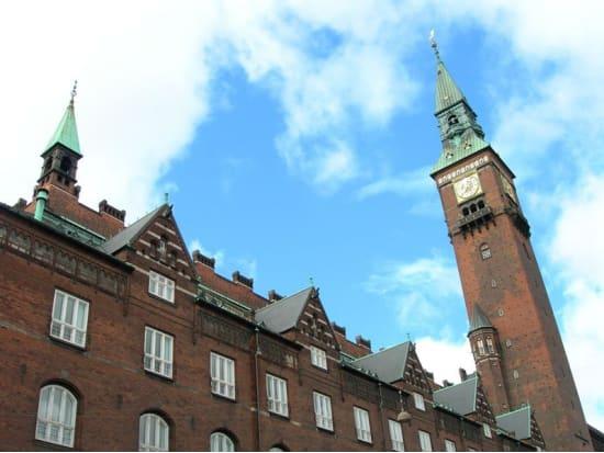 コペンハーゲンCity Hall