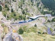 rack railway ride