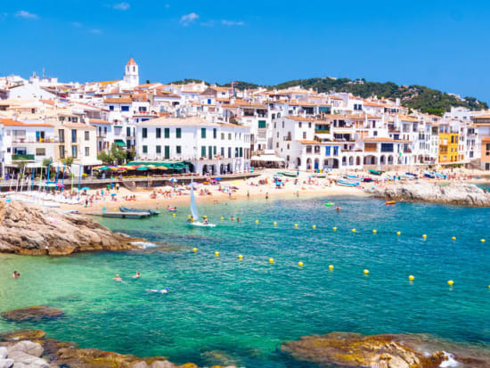 Girona And Costa Brava Full Day Tour From Barcelona Barcelona Tours