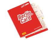Germany Berlin Welcome Card map guide