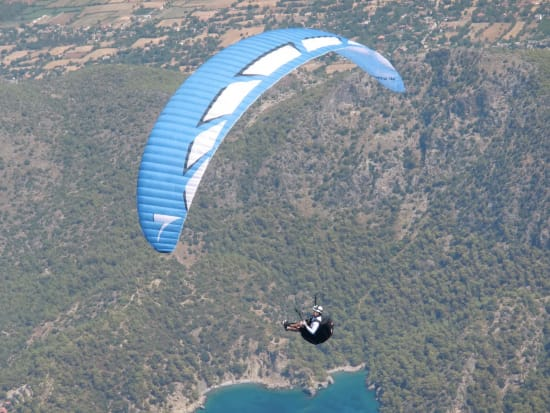Soar like a Bird on a Safe 2 Person Tandem Paraglider in