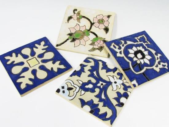 うづまこ陶芸教室 タイル01